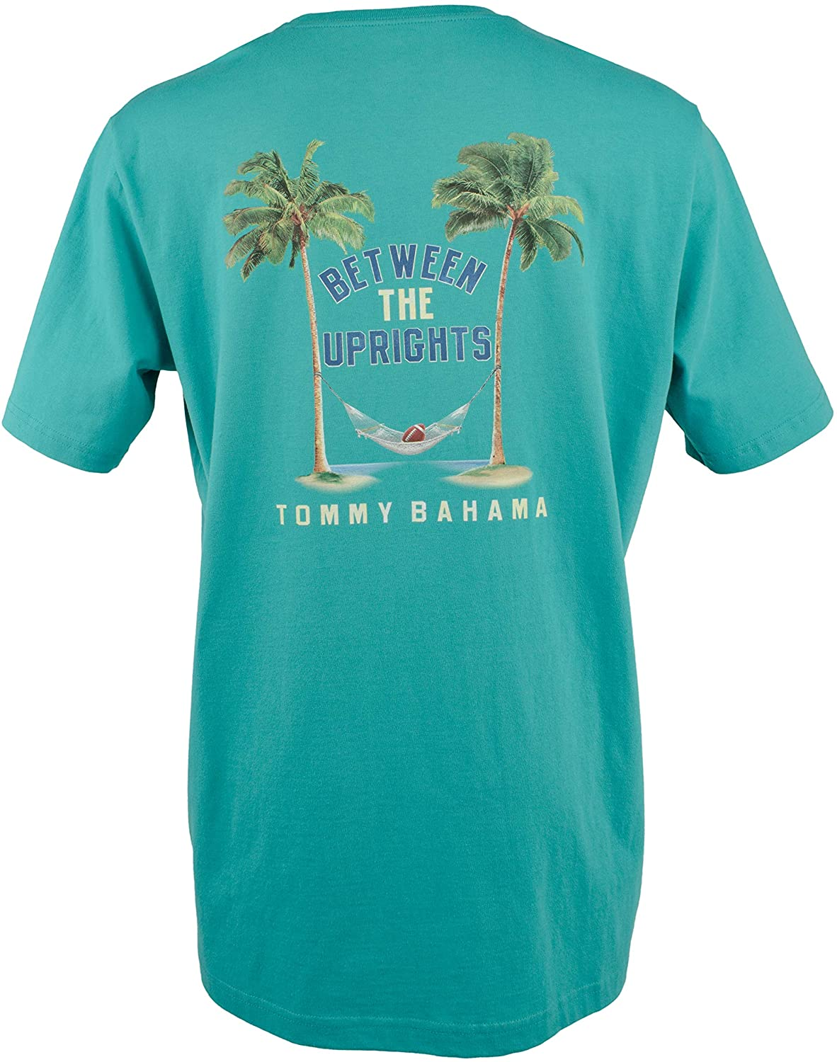 Tommy Bahama Men's Big & Tall Between The Uprights Tee