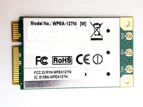 SparkLAN WPEA-127NI/802.11a/b/g/n/PCI-Express Full-Size MiniCard (Atheros AR9390)