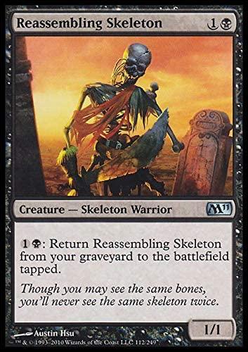 Magic: the Gathering - Reassembling Skeleton - Magic 2011