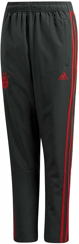 adidas 2018-2019 Bayern Munich Woven Pants (Utility Ivy) - Kids