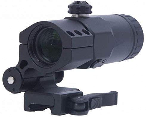 Meprolight, 3X Magnifier, Reflex/Red Dot Sights with Built-in Flip Mount