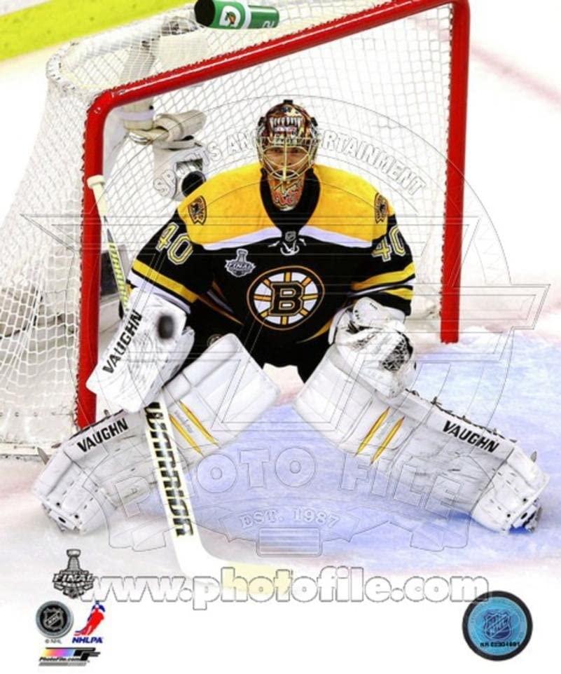 NHL Tuukka Rask Boston Bruins 2013 Stanley Cup Finals Game 3 Photo 8x10
