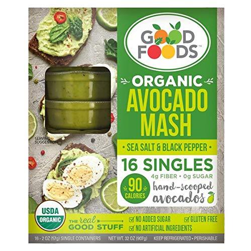 Evaxo Organic Avocado Spread, 16 x 2 oz .#B