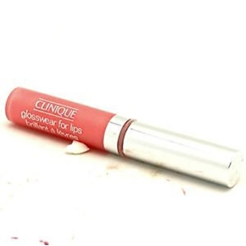 Clinique Glosswear for Lips Lip Gloss, Travel Size.08 oz, 2.4 g~ Air Kiss