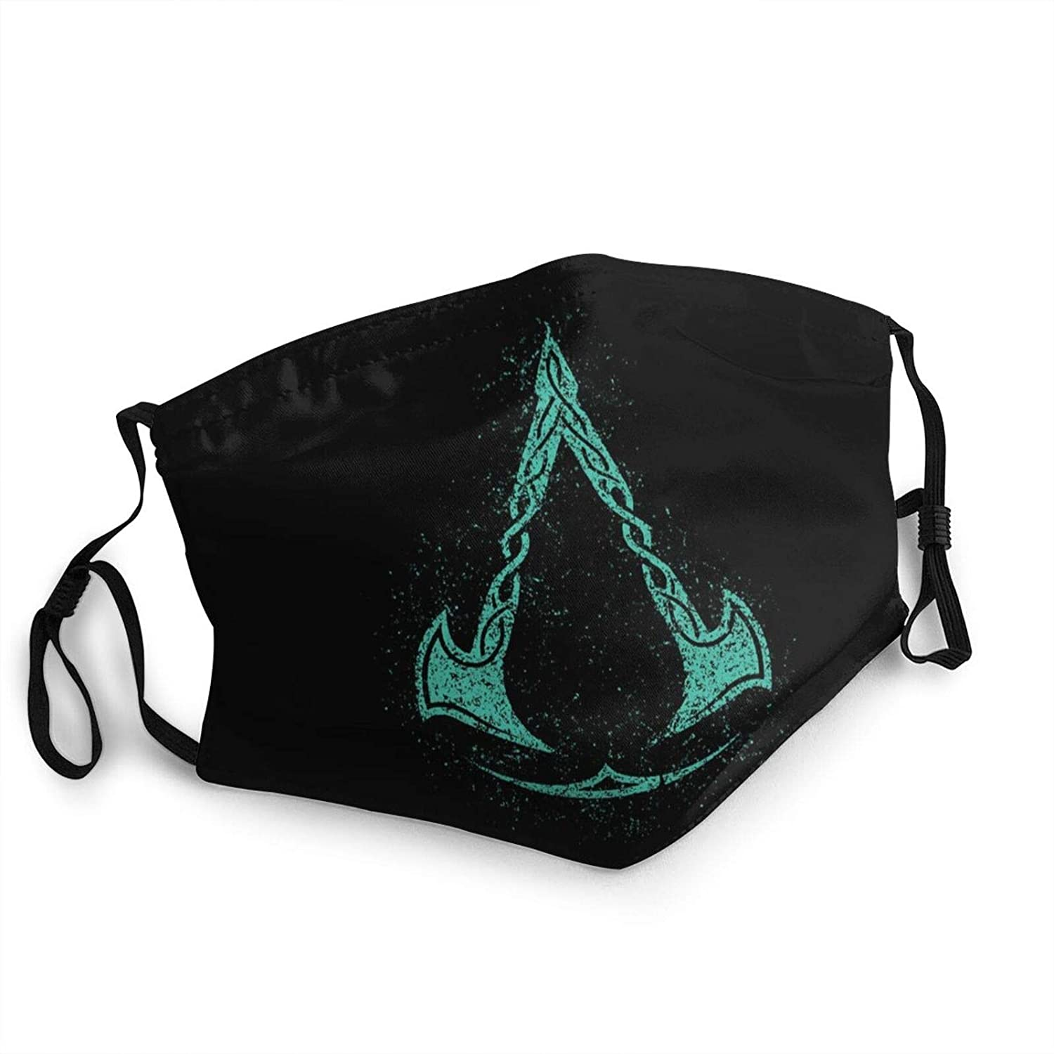 Adult Assassin's Creed Mask Particulate Respirator Anti UV Portable for Pollen