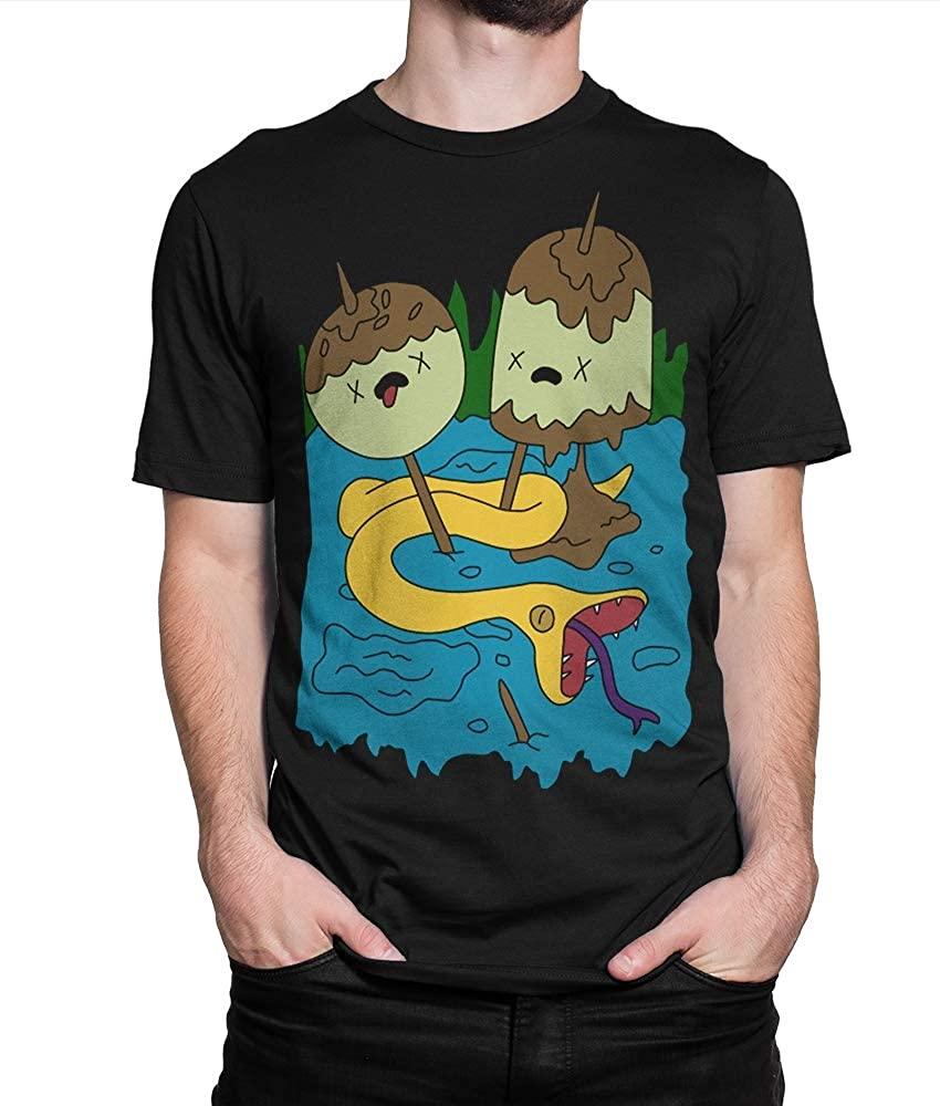 Princess Bubblegum Rock T-Shirt, Men's Adventure Time Tee