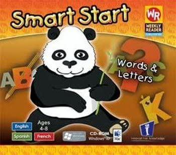 Weekly Reader: Smart Start Words & Letters CD-ROM