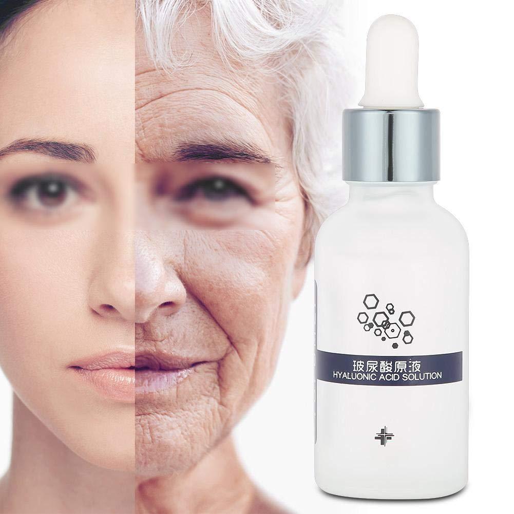 Skin Care Essence, Hyaluronic Acid Solution Moisturizing Anti-Aging Supercharged Face Serum