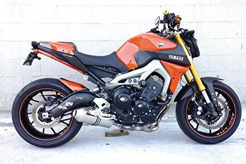 Motorize Takkoni Complete System, Brushed, Yamaha MT-09