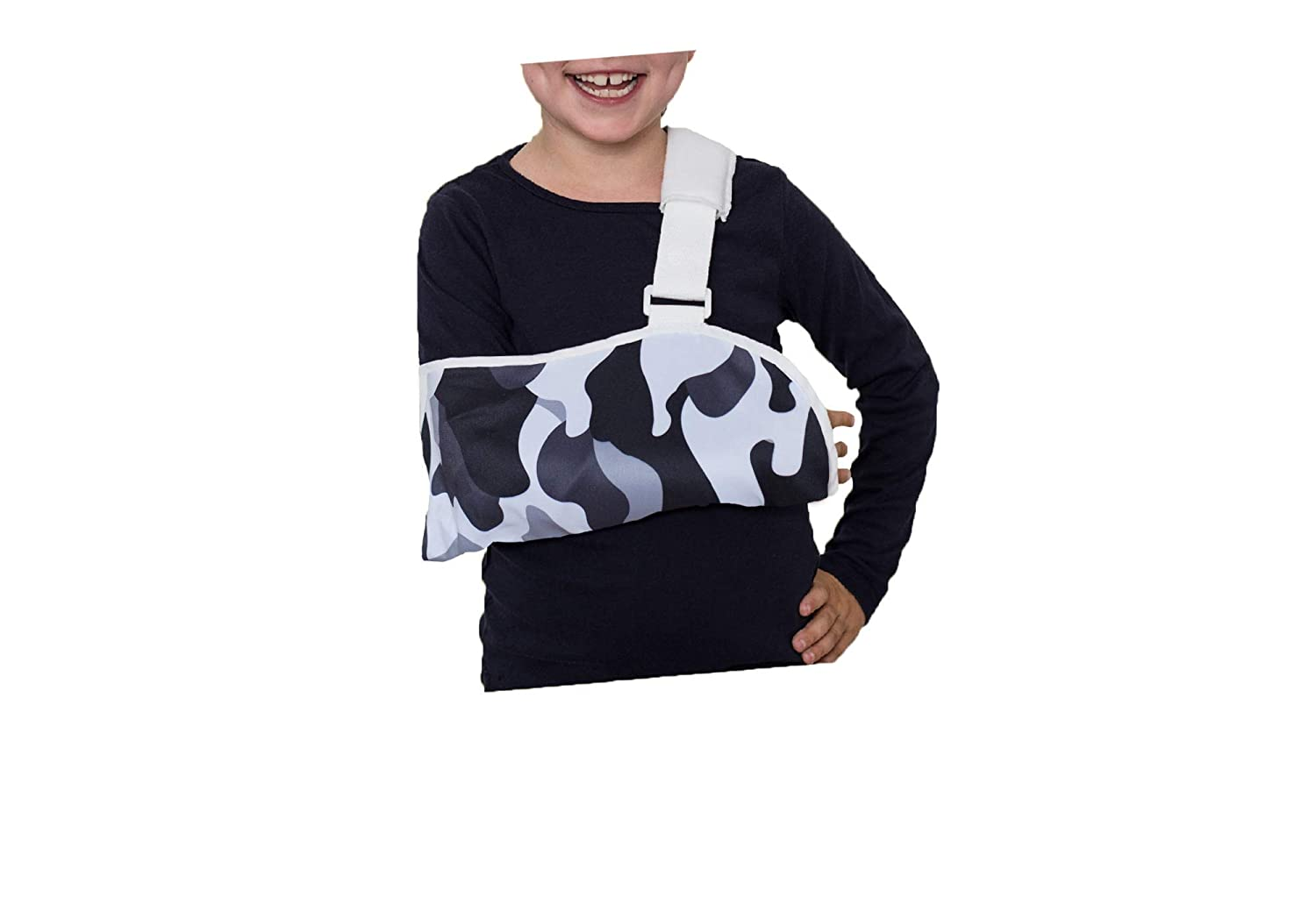 Crazy Casts Children's Arm Sling & Crazy Casts Waterproof Cast and Bandage Protector