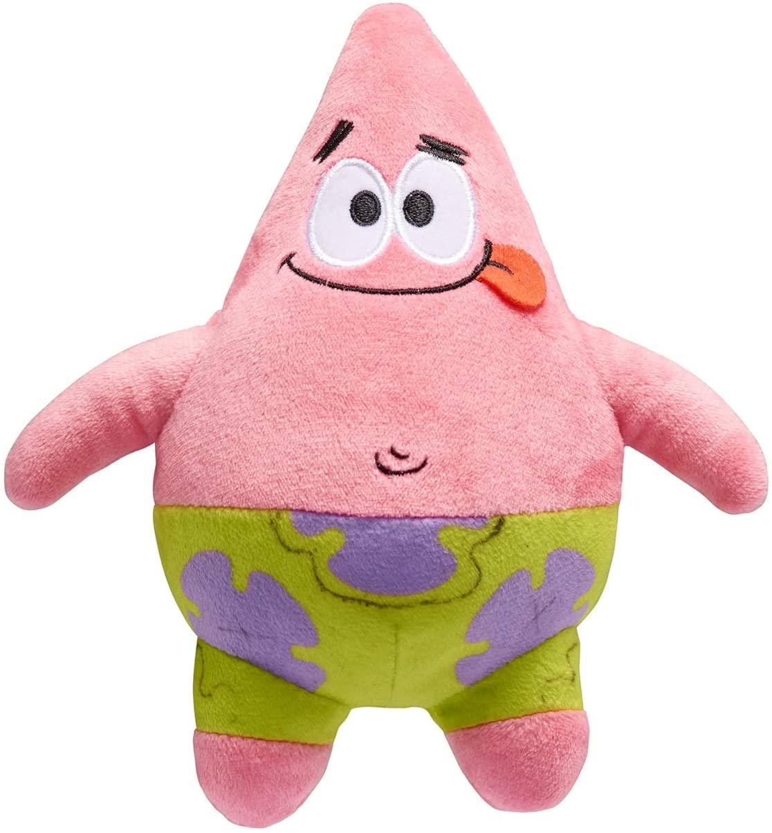 SpongeBob SquarePants Officially Licensed Mini Plush - 6 Patrick