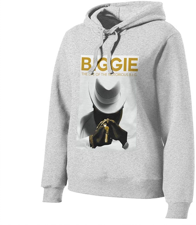 Biggie The Life of The Notorious B.I.G Women Sweatshirt Sport Hoodies