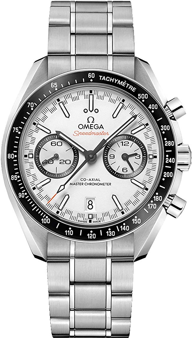 Omega Speedmaster Racing Automatic White Dial Men's Watch 329.30.44.51.04.001