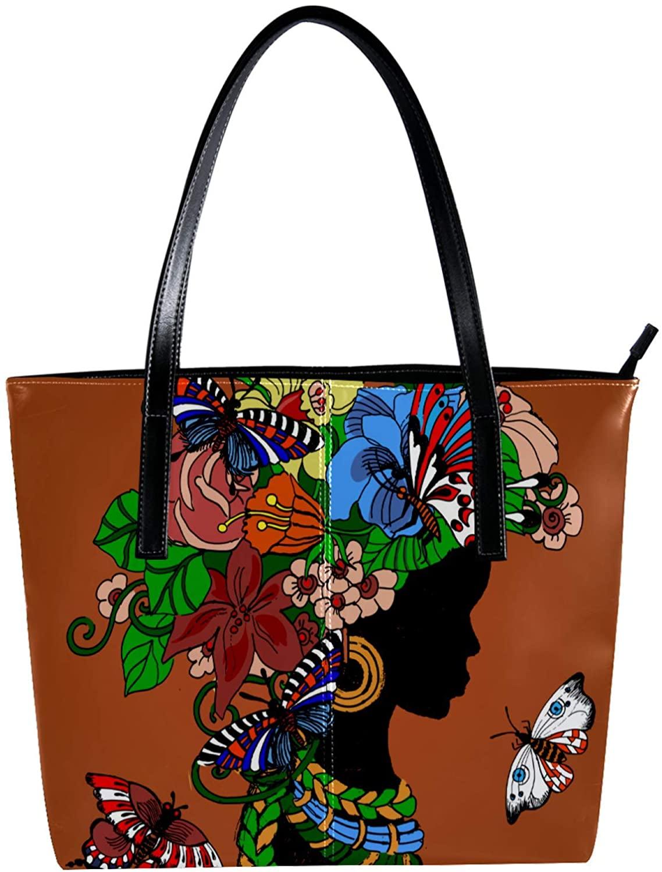 Handbag Fashion Women Tote Bag All-match Womens Handbags Shoulder Bags Butterfly Woman 15.7x11.4x3.5in