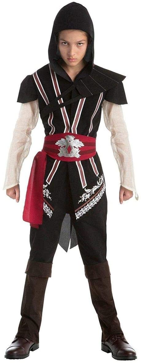 Assassin's Creed Ezio Auditore Classic Teen Costume, Size 12-14