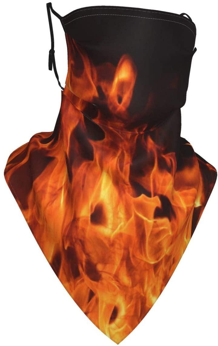 All agree Fire, Heat, Passion, Danger, Love Face Mask Bandana UV Sun Masks Dust Wind Neck Gaiter for Women Men Motorcycling Cycling Outdoor Sport Summer Sunscreen Face Scarf