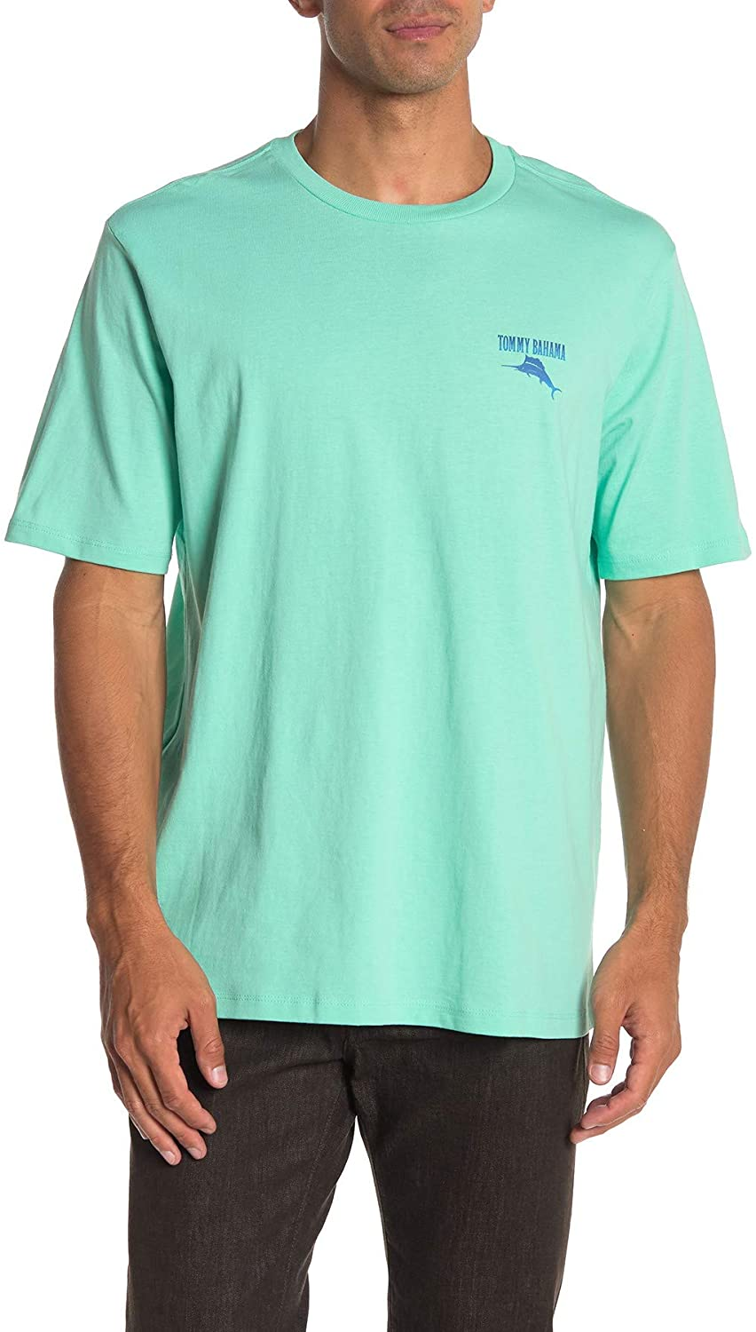 Tommy Bahama Mens Raise Your Game Graphic T-Shirt