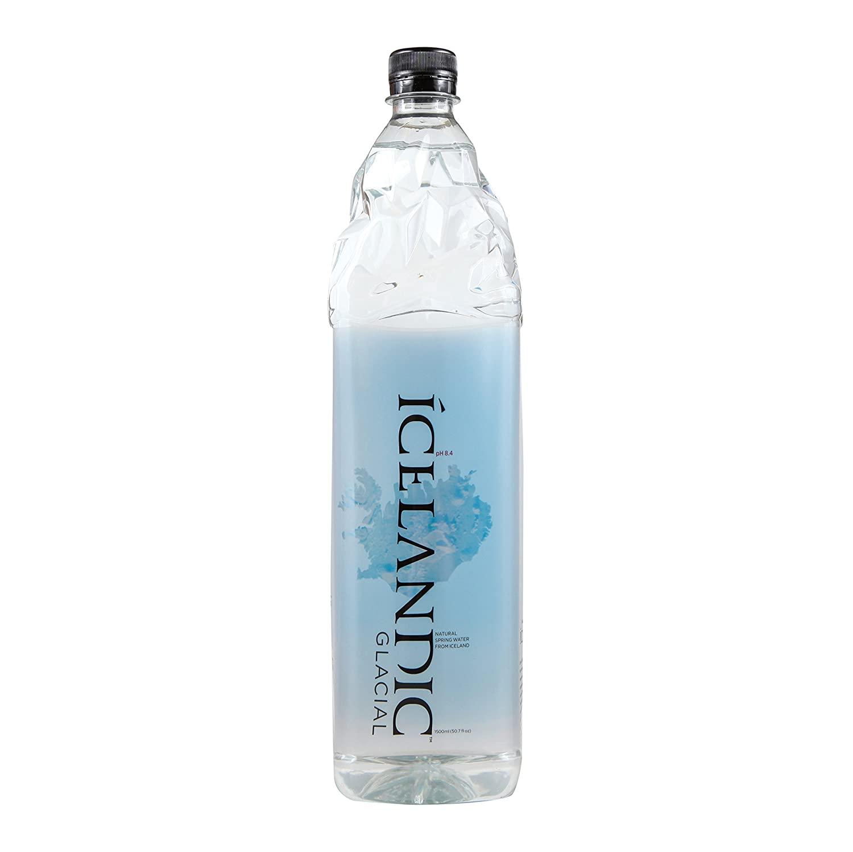 Icelandic Glacial Natural Spring Water, 50.7 oz