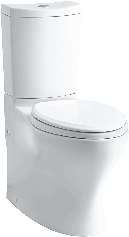 KOHLER 6355-0 Persuade Toilet, White