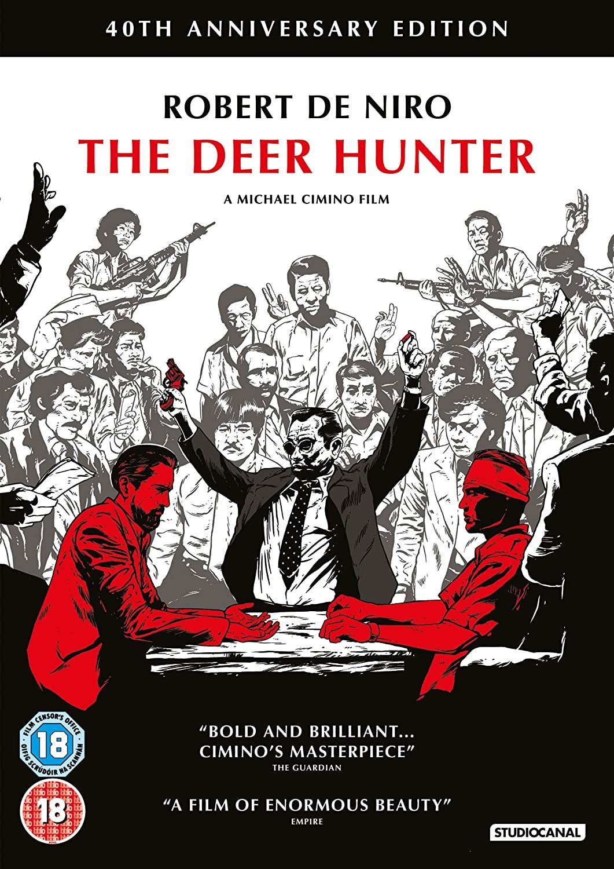 The Deer Hunter [DVD] [2019]