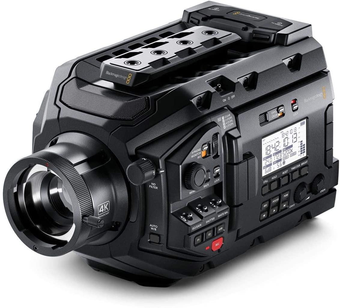 Blackmagic Design URSA Broadcast Camera
