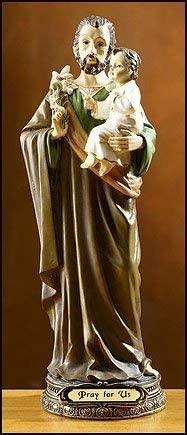 Autom St. Joseph Statue