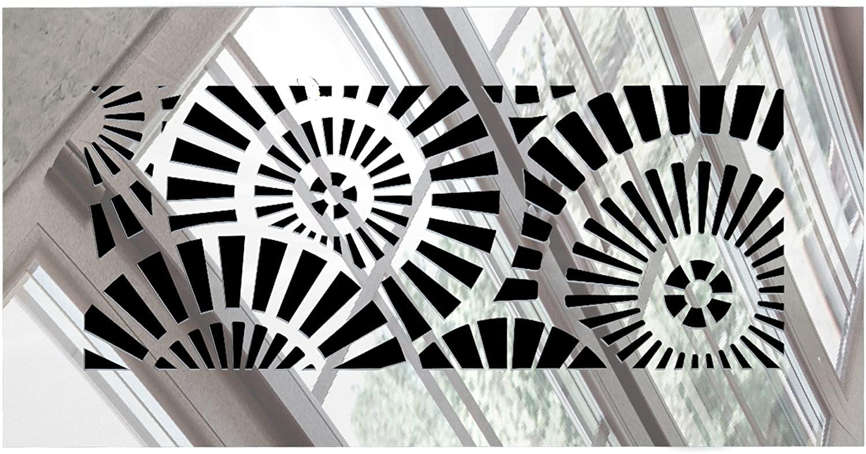 SABA Vent Covers Air Register - Acrylic Fiberglass Grille 14