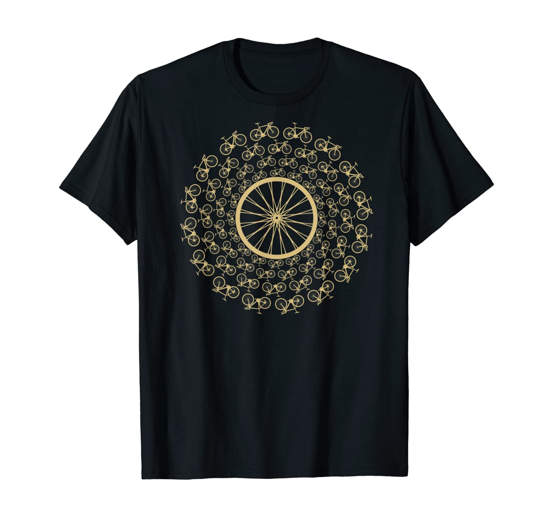 Racer Rim Whirl Shirt - Bike Tornado TShirt Gift Idea T-Shirt
