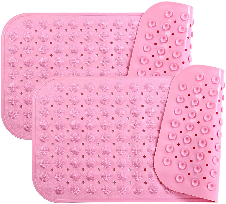 Grneric Bathroom Tub Mat & Shower Mats 2 PCS, (28