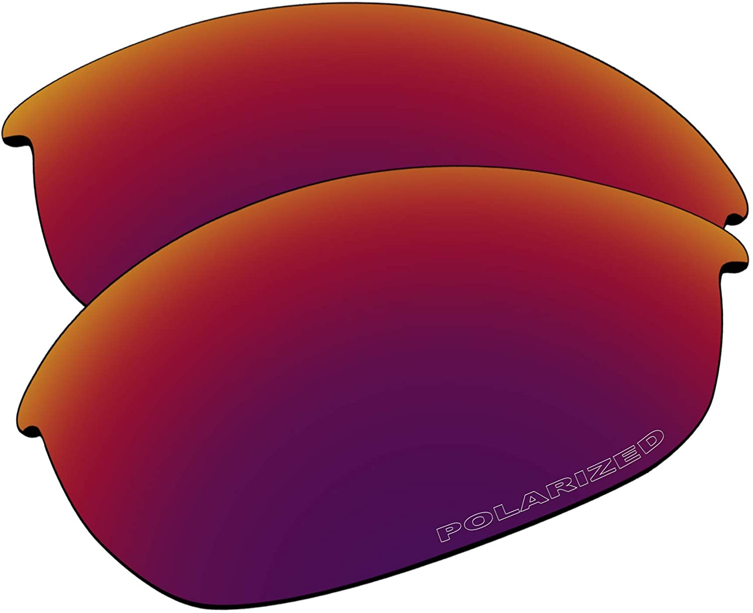 MANIK Replacement Lenses for Oakley Half Jacket 2.0 OO9144 Sunglasses Polarized