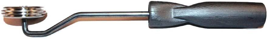 Car Builder Supply Fiberglass Mold & Part Quick Change Corner Roller Aluminum Head 1/2 x 2 inch