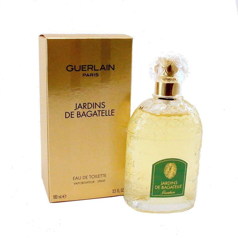 Guerlain Jardins De Bagatelle Eau De Toilette Spray for Women, 3.3 Ounce