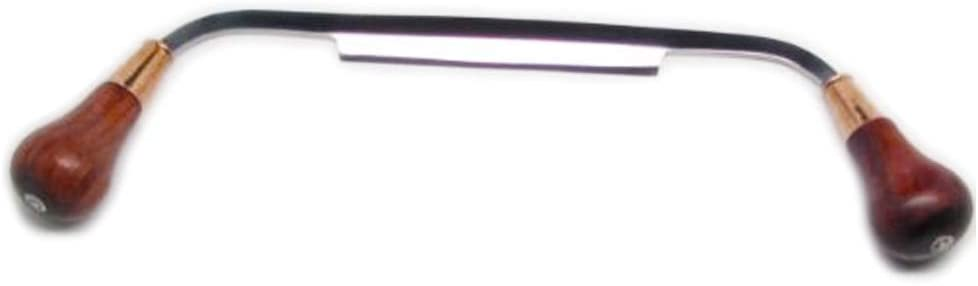 UJ Ramelson Co 4.5 Draw-Knife Hi-Carbon Steel Leather Sheath