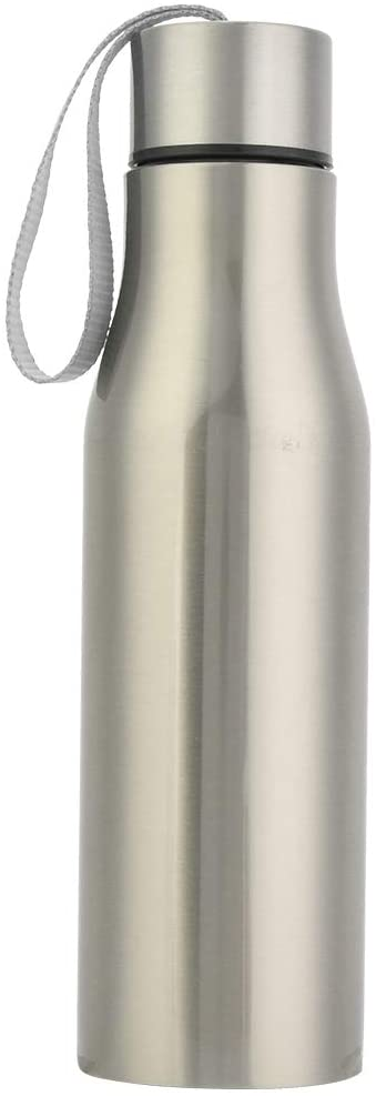 Vacuum Bottle - 500ml Stainless Steel Vacuum Insulation Sport Water Flask Mug Bottle for Outdoor Office and Home