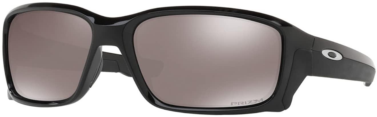 Oakley Straightlink Sunglasses & Cleaning Kit Bundle