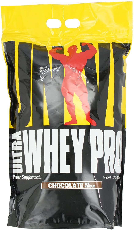 Universal Nutrition Ultra Whey Pro, Chocolate Ice Cream, 10-Pounds