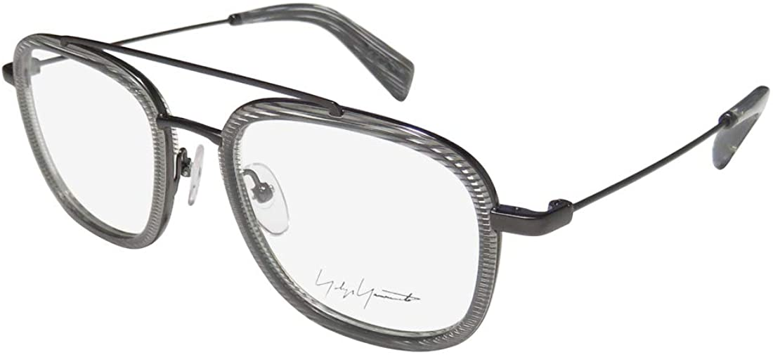 Yohji Yamamoto Yy1026 Mens/Womens Designer Full-rim Eyeglasses/Eyeglass Frame