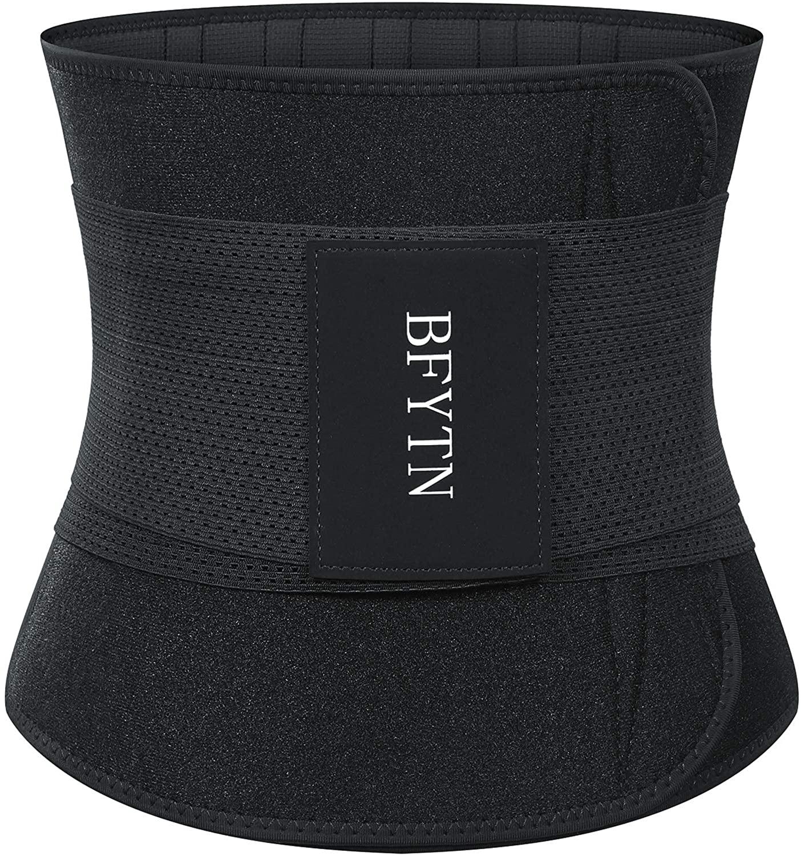BFYTN Waist Trainer Trimmer Slimming Belt Waist Trainer Belt for for Women