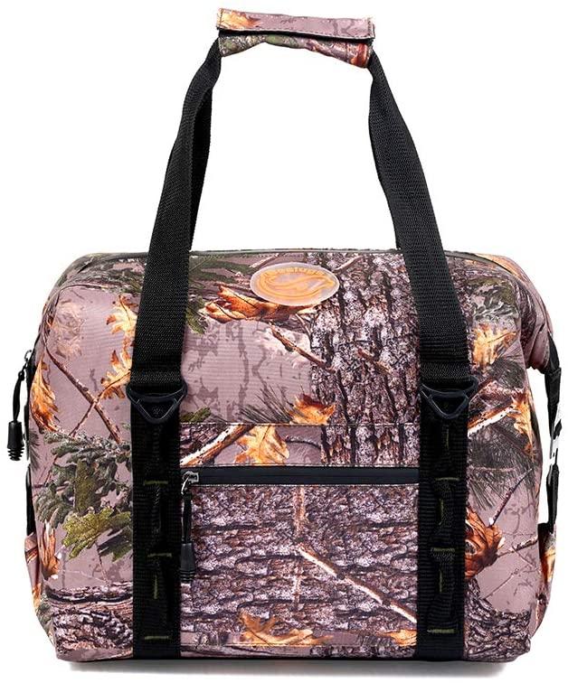 Bealuga Semi-Hard Cooler Bag (Camo)