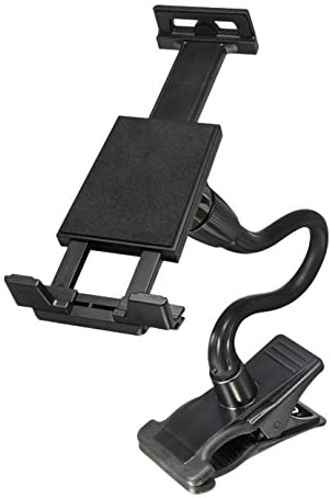 Bracketron PhabGrip Clamp Mount Phablet-Style Smartphone & Tablet for iPad Android Samsung Galaxy Tab S4 S3 Microsoft Surface Pro Asus ZenPad 3S 10 Lenovo IdeaPad Huawei MediaPad DHgate Fire BT1-702-2