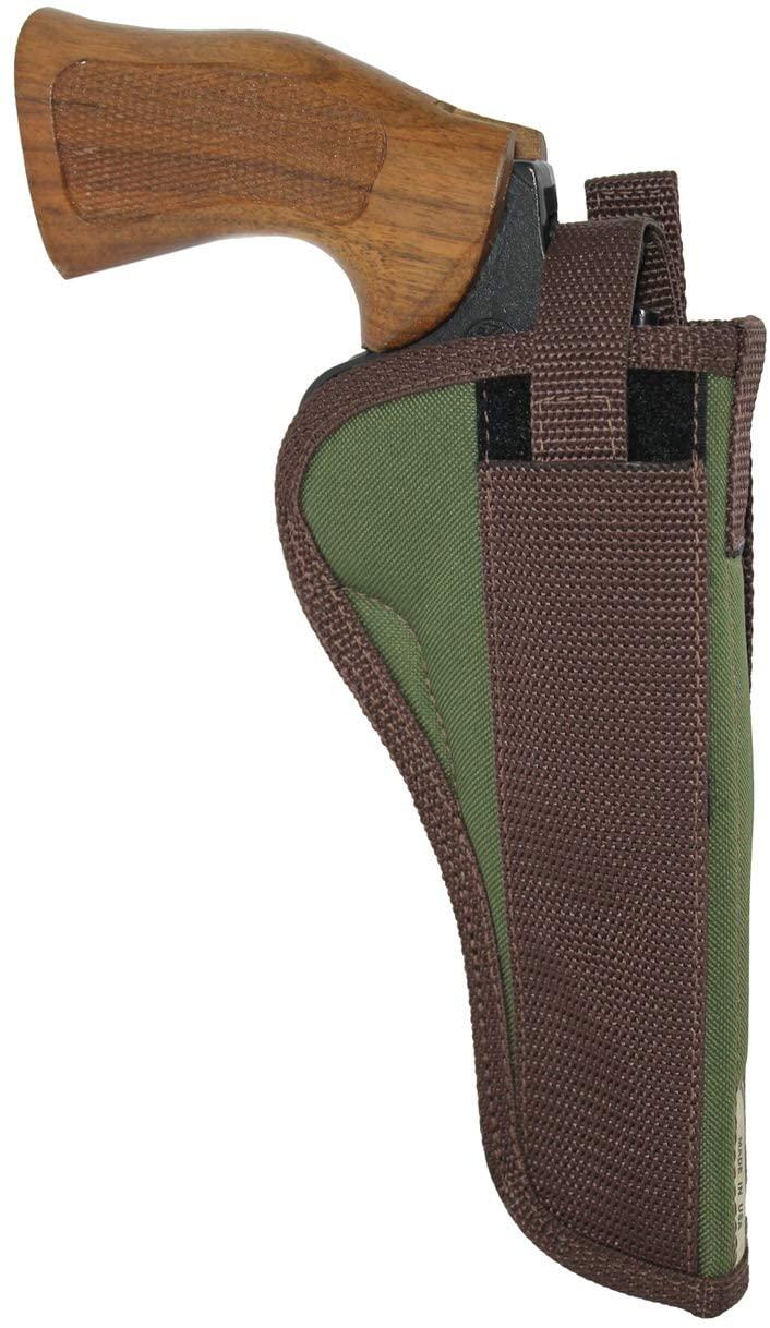 Barsony New Woodland Green OWB Belt Holster for 6