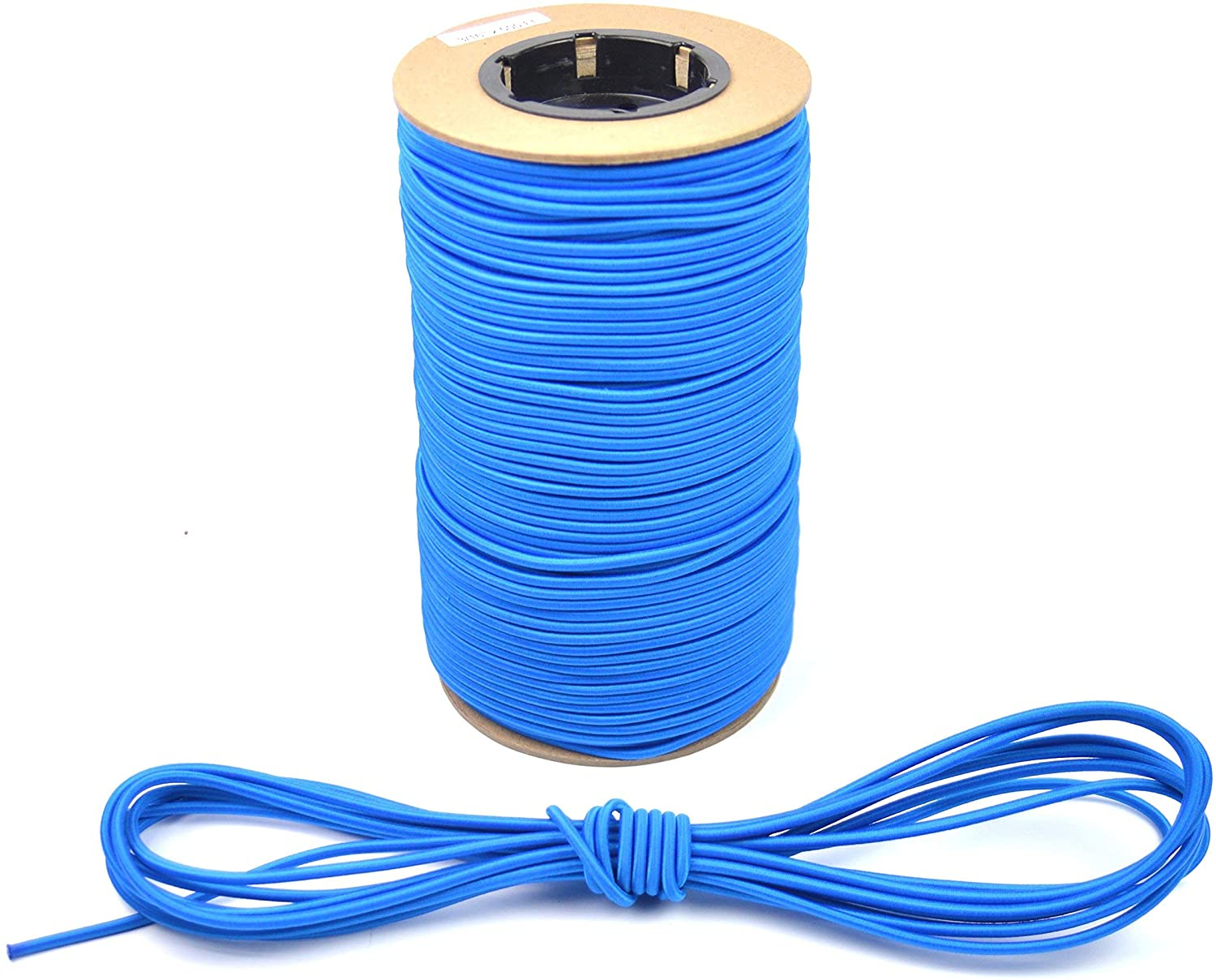 Marine Masters 15ft 5/16 Inch Blue Bungee Shock Cord (15 Feet)