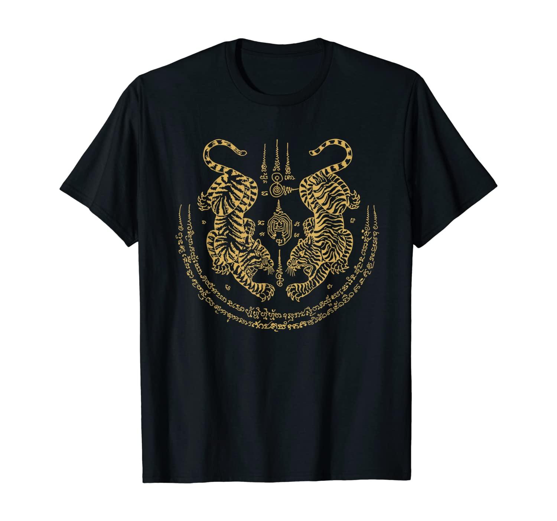 Sak Yant Tattoo Thailand t shirt T-Shirt