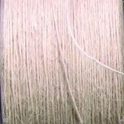 The Ribbon People White Jute Fiber Craft Rope .8mm x 1600 Yards