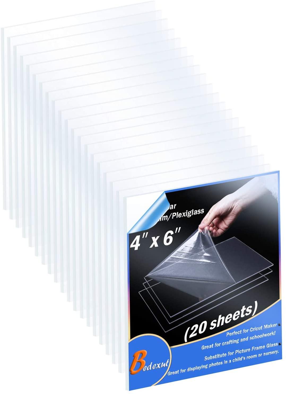 Bedexut 20 Pack 4x6