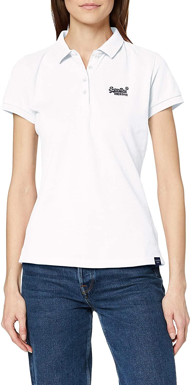 Superdry Organic Cotton Polo Shirt