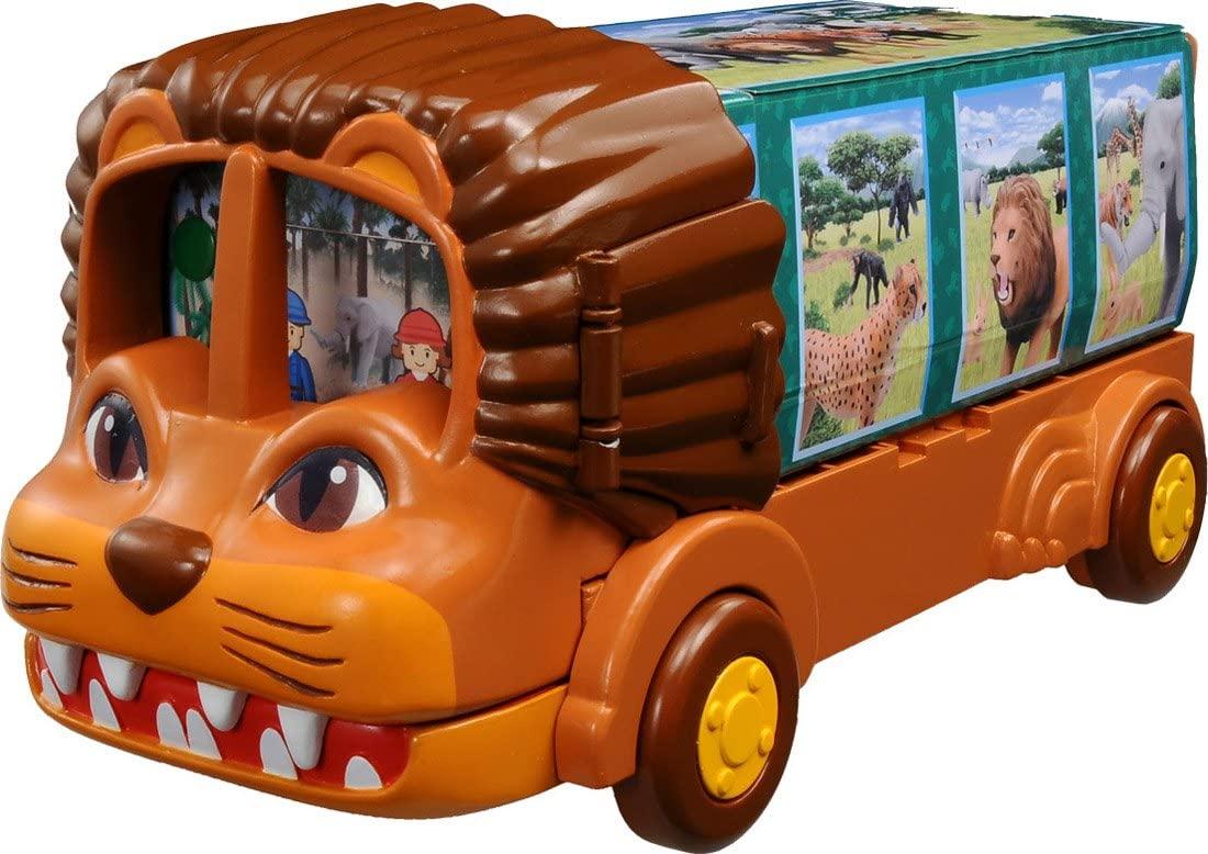 TOMY Ania Spread! Lion Bus