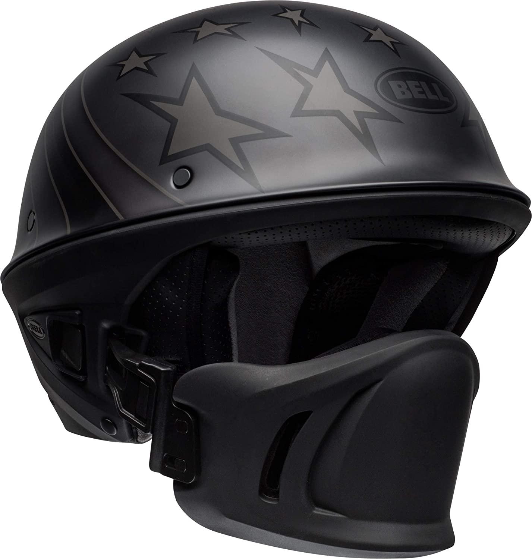 Bell Rogue Half Helmet (Honor Matte Titanium Black - X-Large)