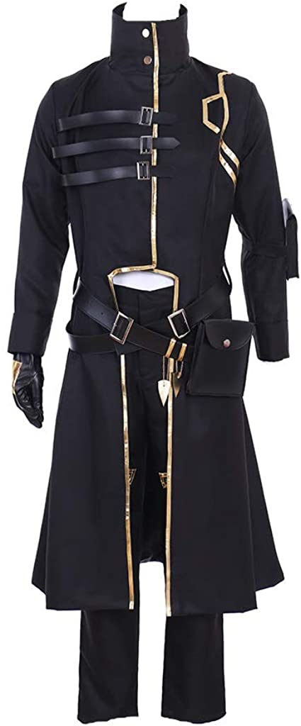 DUNHAO COS Anime Mens FGO Fate Stay Night Gilgamesh Halloween Cosplay Adult Costume
