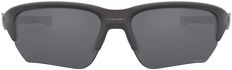 Oakley Men's Oo9372 Flak Beta Asian Fit Rectangular Sunglasses